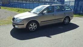 Skoda octavia estate Klement Laureat