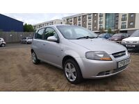 Chevrolet Kalos 1.2 SE 5dr 1 previous owner. Long Mot 2008 (08 reg), Hatchback