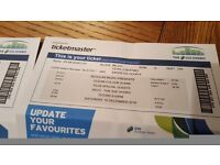2 seating tickets for Ocean Colour Scene at Hydro Glasgow