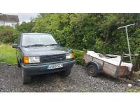 1998 Land Rover Ranger Rover P38 LPG conversion