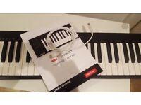 61 key usb midi controller keyboard Nektar Impact GX61 nektar DAW integration + 1m midi cable