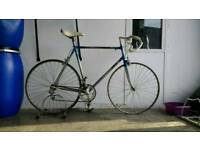 Vintage Road Bike Romany Columbus