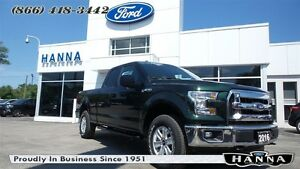 2016 Ford F-150 *NEW* SUPER CAB XLT *300A* 4X4 3.5L V6 GAS