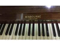 Windbourne piano