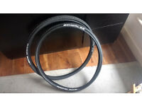 Schwalbe Rapid Rob 700c tyres (x2) - ideal for cyclo-cross, gravel, adventure and hybrid bikes