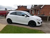 Vauxhall Corsa Limited Edition 1.2 White 2012