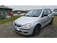 VAUXHALL CORSA 1.0 BREAKING FOR PARTS