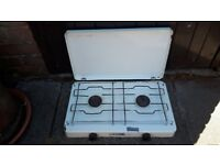 2 RING GAS COOKER.
