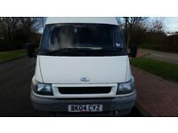 FORD TRANSIT VAN, 12MONTHS MOT, SERVICE HISTORY, CHEAP ON FUEL TAX 90K GOOD FOR WORK £1395ONO