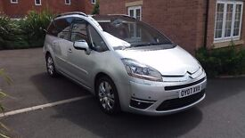 2007 Citroen C4 Grand Picasso EXCUSSIVE Fully Loaded!