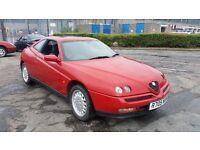 1997 (R reg) Alfa Romeo GTV 2.0 T.Spark 16v 2dr Coupe £795, Mot'd 20/04/17 & 3 Months Warranty