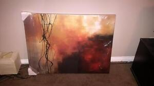 beautiful canvas paining art Regina Regina Area image 1