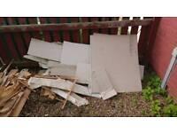 Free plasterboard bits