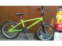 3 Bmxs bikes