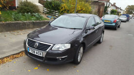 Volkswagen Passat Highline 2.0 TDI, manual, 6 speed, saloon