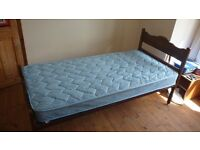 Single Bed with Mattress.