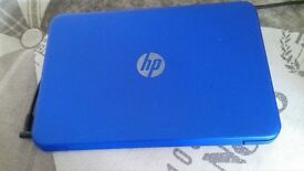 blue hp stream 11 good condition