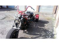 RELIANT TRIKE for sale or swap