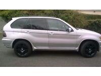 BMW X5 3.0D.2004 Year.Manual gearbox..(vw,audi,mercedes)