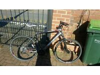 BOARDSMAN COMP MX SPORT MOUNTAIN BIKE