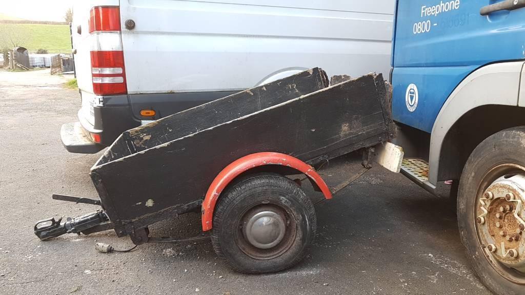 Vintage Car Trailer | in Totnes, Devon | Gumtree