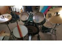 Pearl drum kit