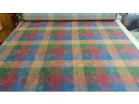 Checked Upholstery Fabric by Monkwell