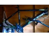 CBoardman pro ht frame set,rockshox reba 120mm forks
