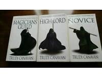 Black Magician Trilogy by Trudi Canavan