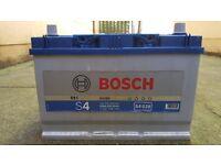 Bosch S4 Van & Car Battery 12V 95Ah