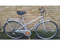 Ladies vintage city bike KETTLER in very good condition very comfy 20.5''inch frame size