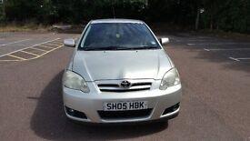 Toyota Corolla ** 2005 ** Long MOT **