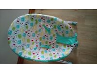 Cot bed and nursery