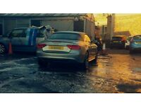 Audi A5 Convertible s-line 2.0 diesel, 74k Px welcome
