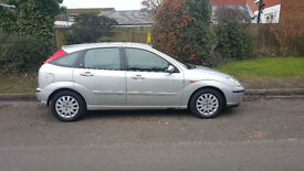 Ford Focus 1.8 TDCi GHIA.. Only £899