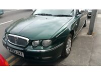 DIESEL ROVER 75 2.O CDTI, BMW CHAIN DRIVEN ENGINE,NEW CLUTCH,EXCELLENT RUNNER,FULL LEATHER,BARGAIN!!