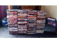 Big bundle of dvds for sale