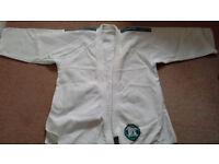 Judo suit jacket