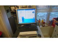 DELL DIMENSION 530S DUAL CORE WINDOWS 7 PC