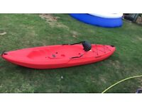 Single Seat Brand New Kayak