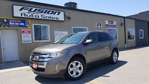 2013 Ford Edge SEL-BACK UP CAMERA-TOUCH SCREEN-1 OWNER-HEATED SE