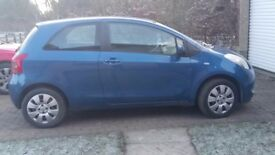 Toyota Yaris T3, 3 door