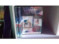 Girls gymnastics dvd