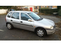 Vauxhall/Opel Corsa 1.7 d - new cambelt, new alternator and more..