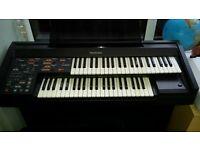 Technics electronic organ