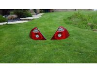 FOR SALE REAR LIGHTS FOR 2006 MONDEO ST