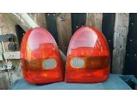 ***Vauxhall Corsa B Tail Lights Forsale***