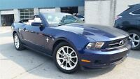 2010 Ford Mustang V6*Convertible,Cuir