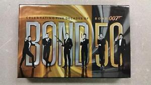 Bond 50 - Celebrating Five Decades of James Bond 007 Blu-Ray Box Set