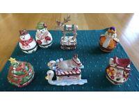 Villeroy & Boch Christmas Ornaments